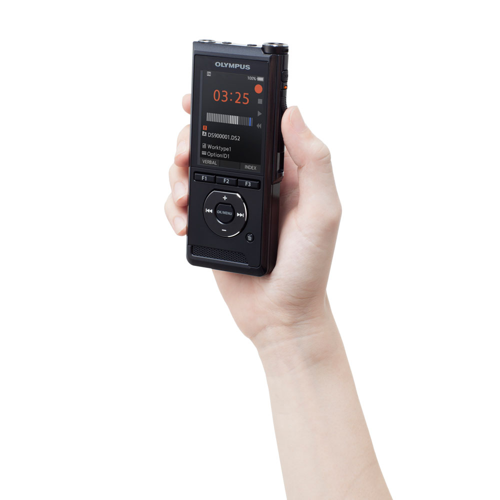 Olympus Diktiergerät DS-9000 Premium Kit