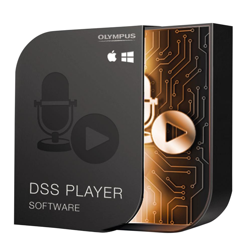 Olympus DSS Player Standard Diktieren