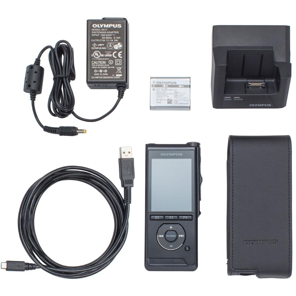 Starterkit Pro Diktiergerät DS-9500 + Wiedergabeset AS-9000