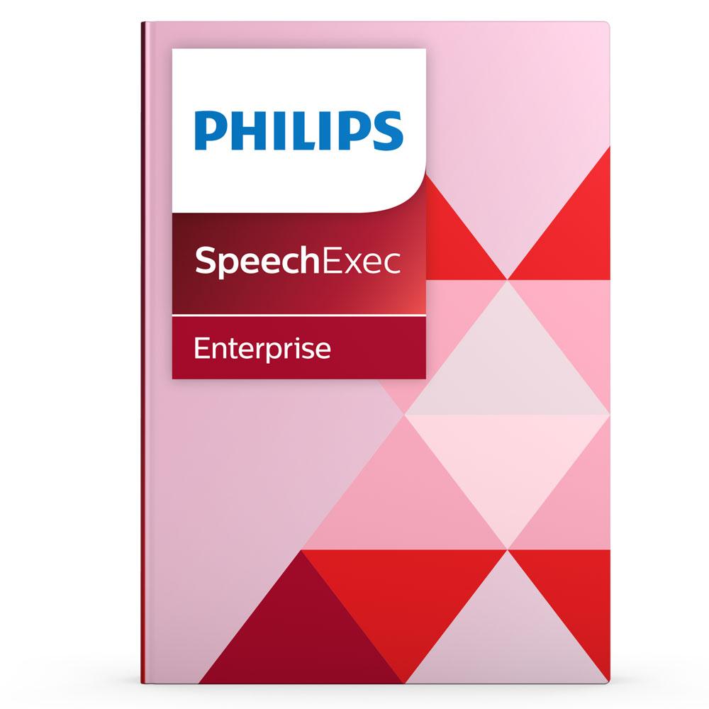 Philips SpeechExec Enterprise alle Module 12 Monate