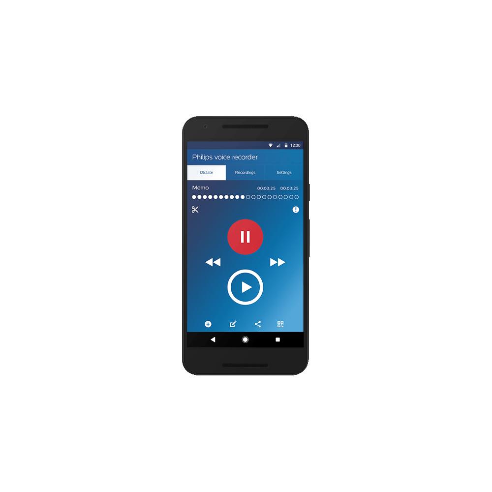 SpeechExec Enterprise Mobile Service App User LFH7340/13