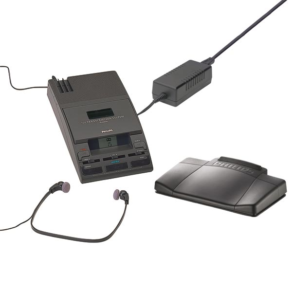 Philips Desktop 720 T Abspielgerät für Minikassette