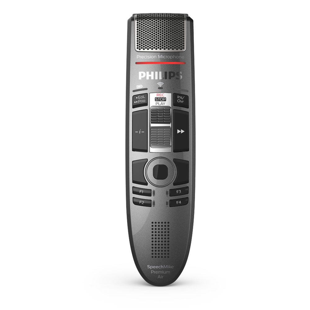 Philips SpeechMike Premium Touch Air SMP4010