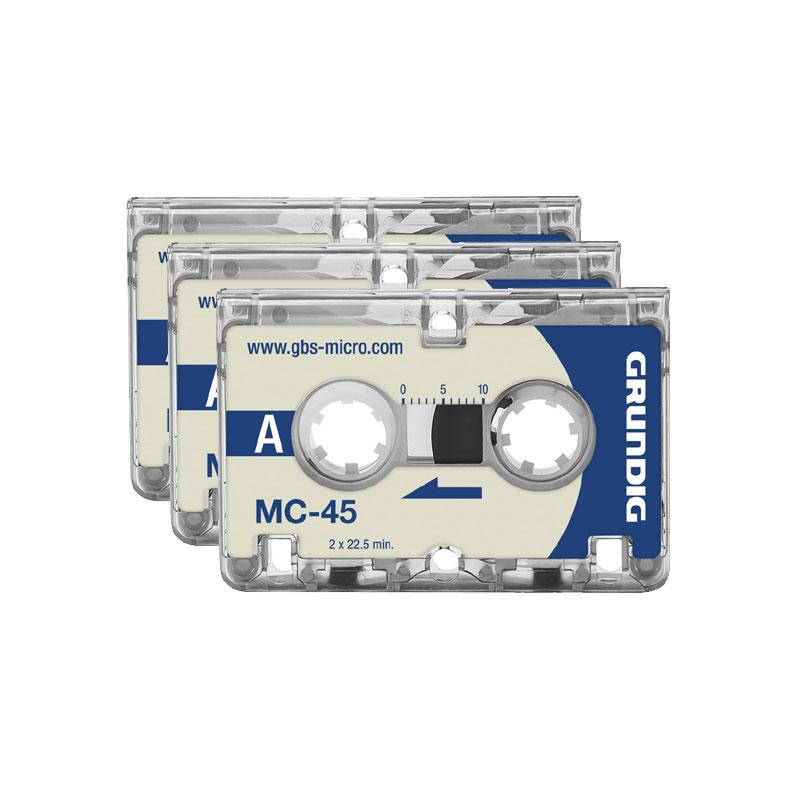 Grundig Microcassette MC45