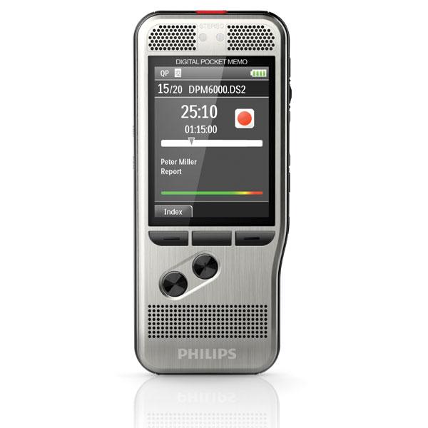 Philips Diktiergerät DPM 6000