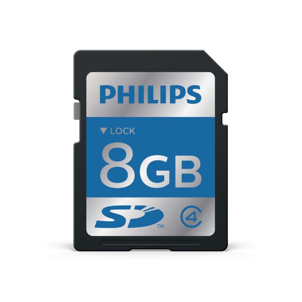 Philips SD HC Speicherkarte 16 GB