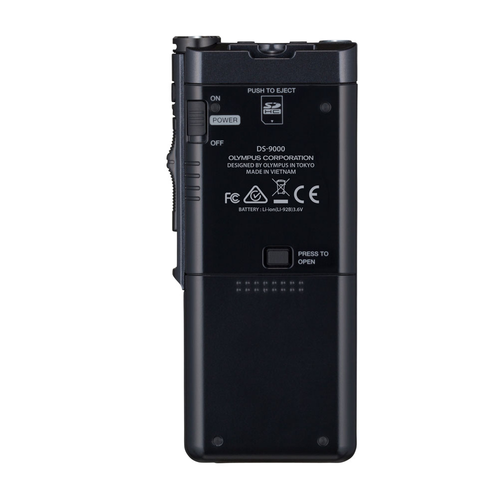 Olympus Diktiergerät DS-9000 Standard Edition