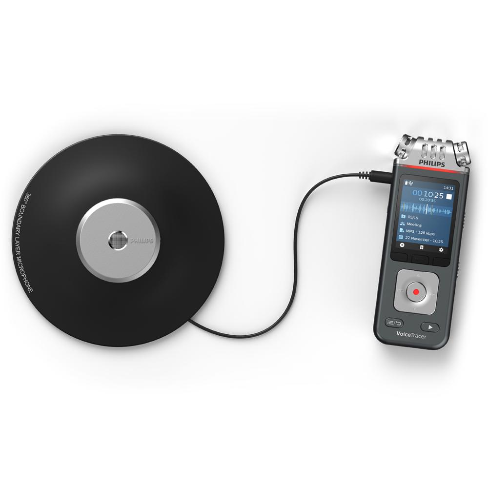 Philips Meeting Rekorder Digitaler Voice Tracer 8110 (DVT8110)