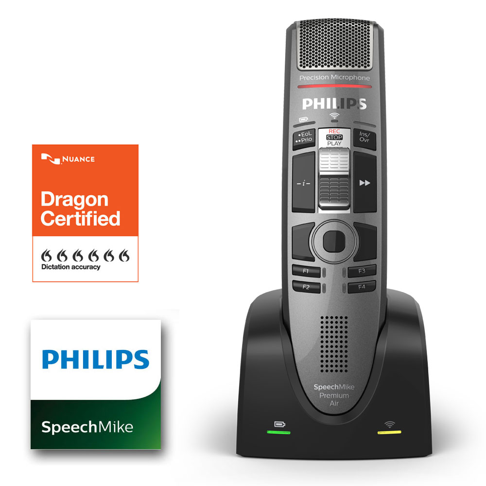 Philips SpeechMike Premium Touch Air SMP4010