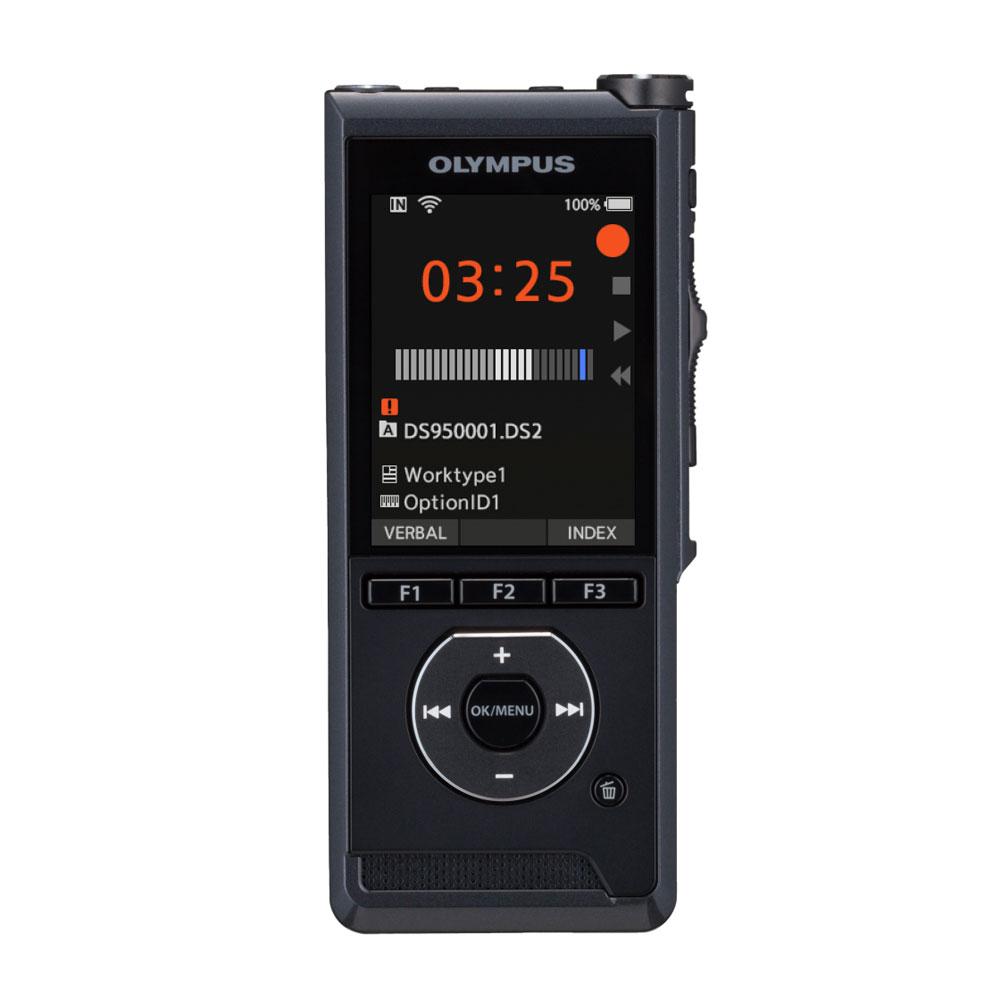 Diktiergerät Olympus DS-9500 mit Spracherkennung Dragon Professional 15