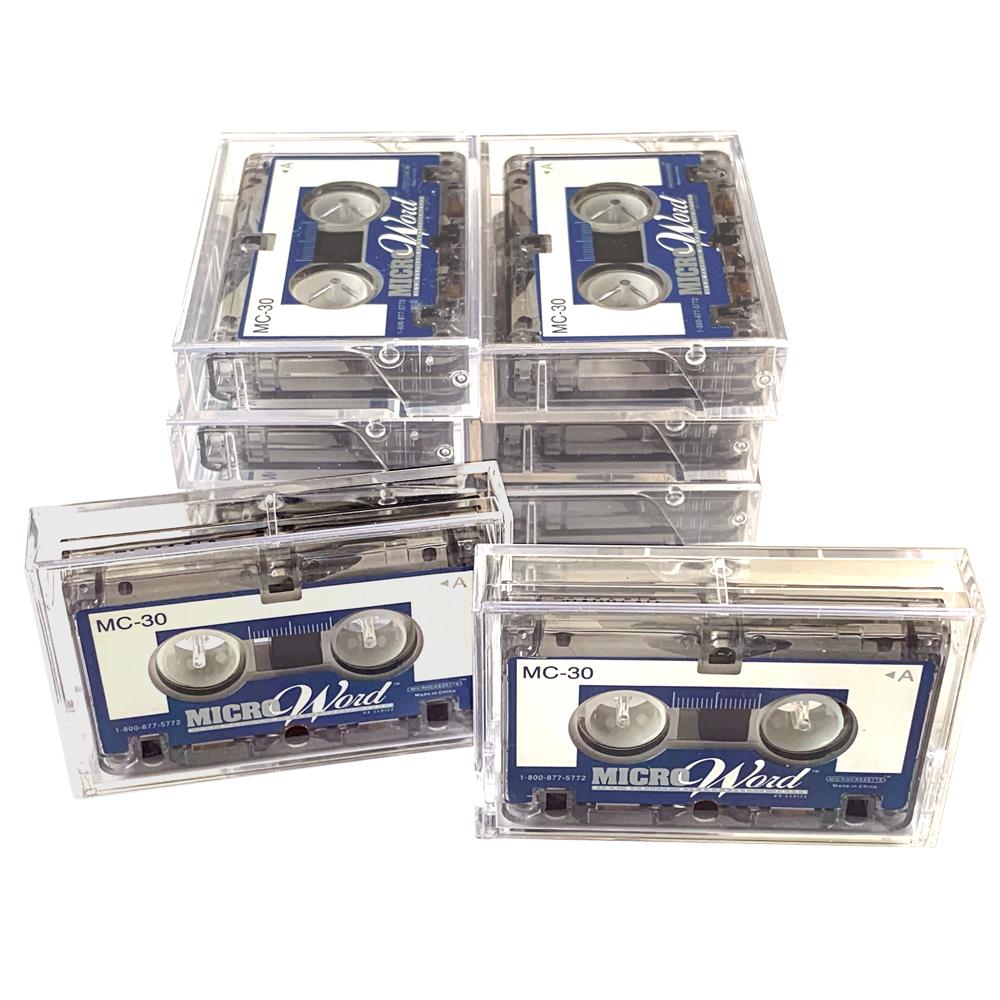 Mikrokassette MC30 10er Pack