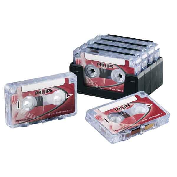 Philips Minikassette 005 10 Stk