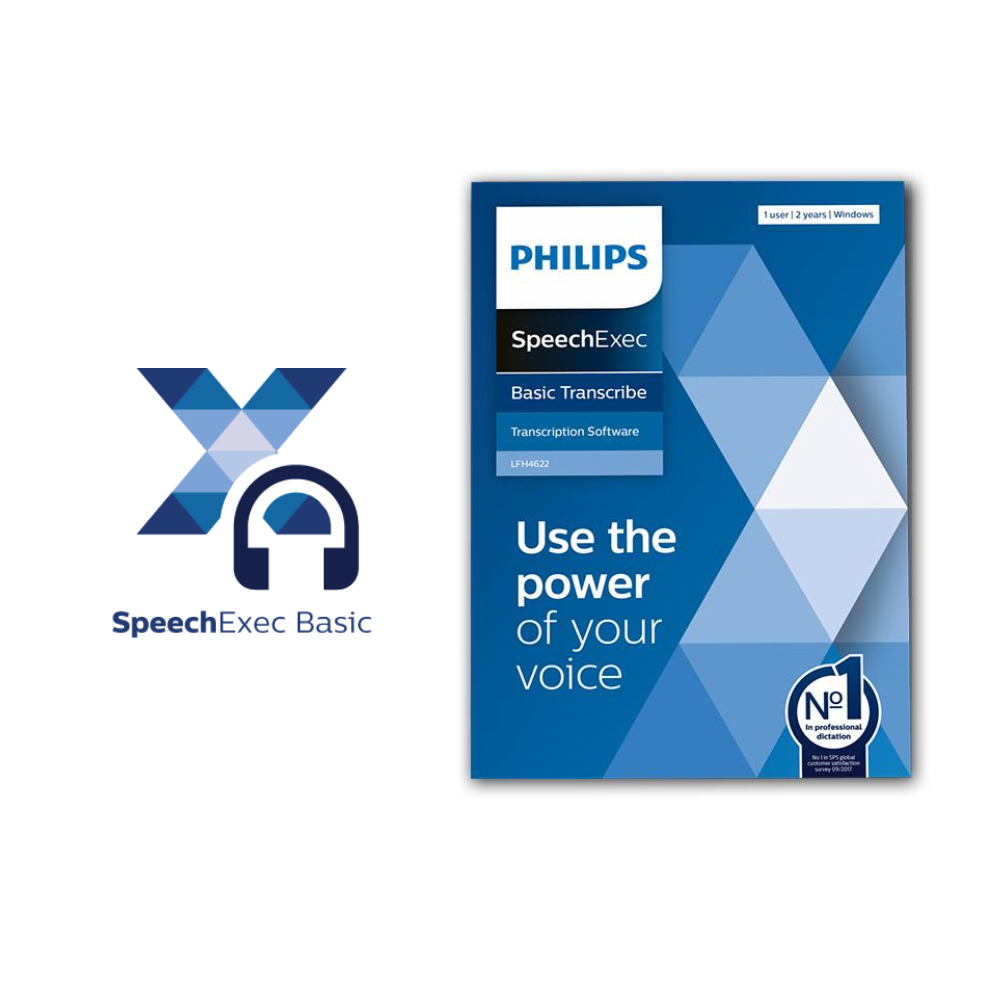 Philips SpeechExec Transcribe Basic 11.5