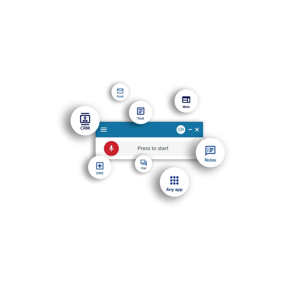 Philips SpeechLive Diktieren und Spracherkennung - Komplettlösung