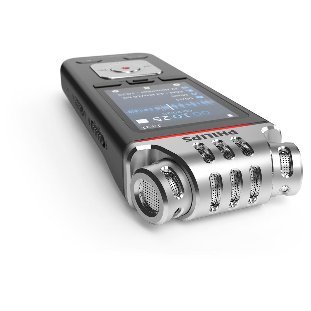 Philips Audiorekorder Digitaler Voice Tracer 6110 (DVT6110)