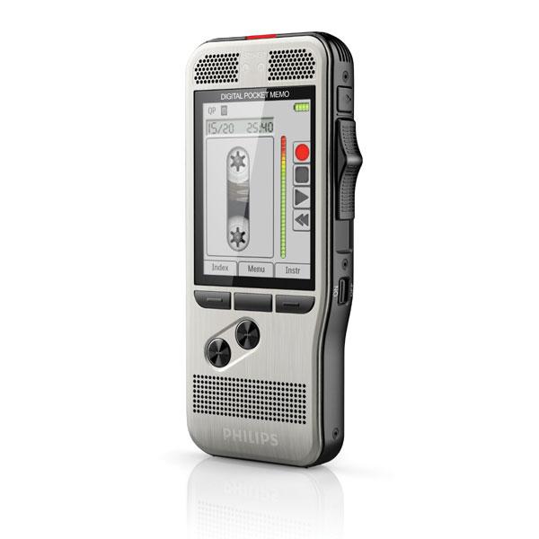 Philips Diktiergerät mit Schiebeschalter DPM7000