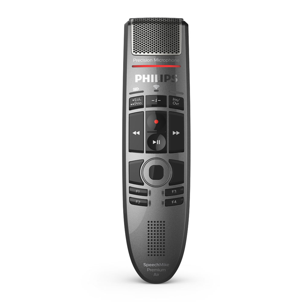 Philips SpeechMike Premium Touch Air SMP4000