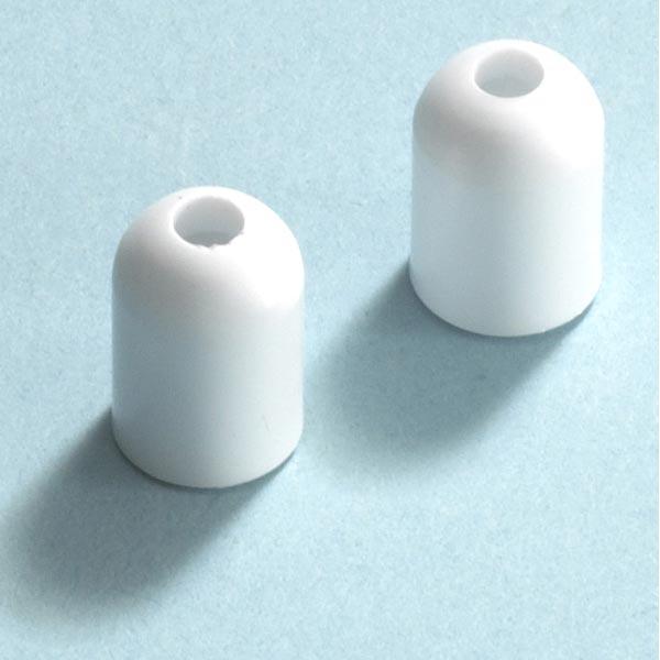 Kunststoffkappen (Ohrstöpsel) für Kopfhörer