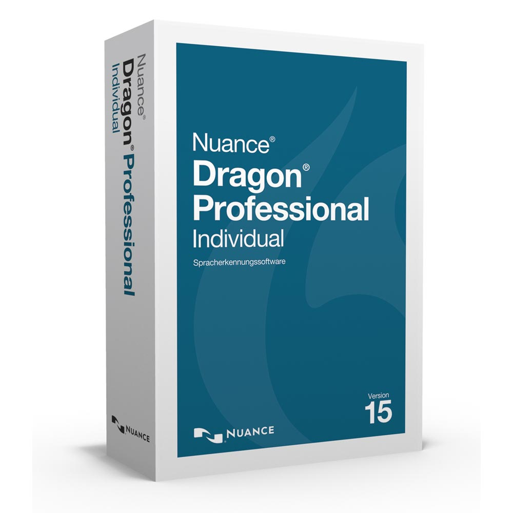 Spracherkennung Dragon Professional 15 Individual