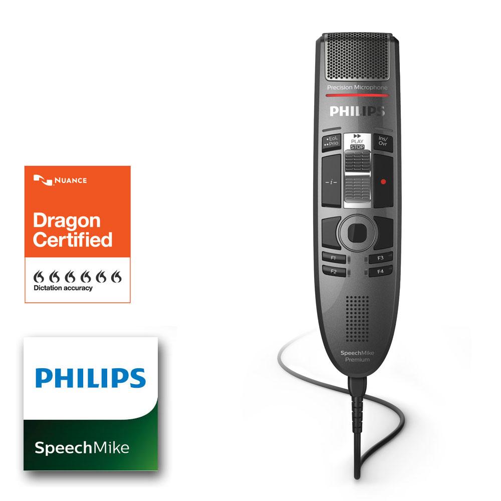 Philips SpeechMike Premium SMP3720