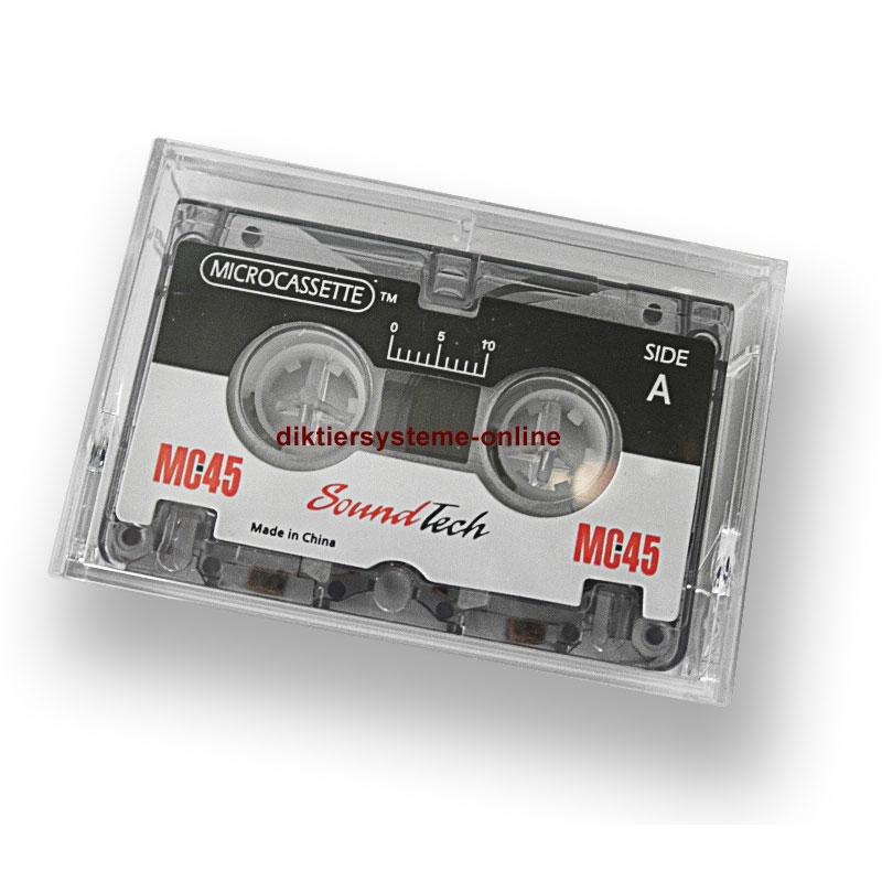 Mikrokassette MC 45