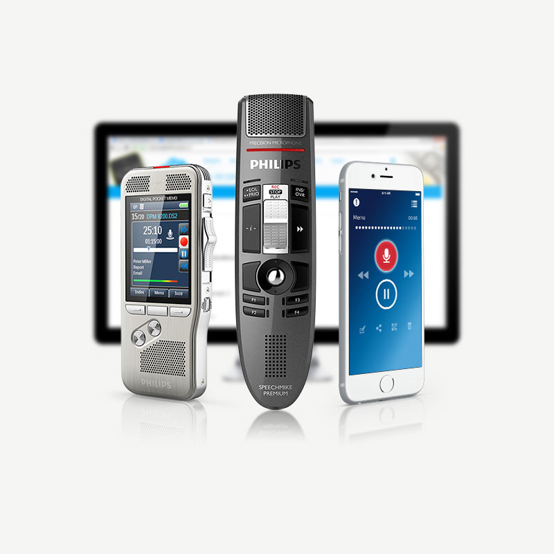 Philips SpeechLive Erweitertes Business Paket (Advanced Business)