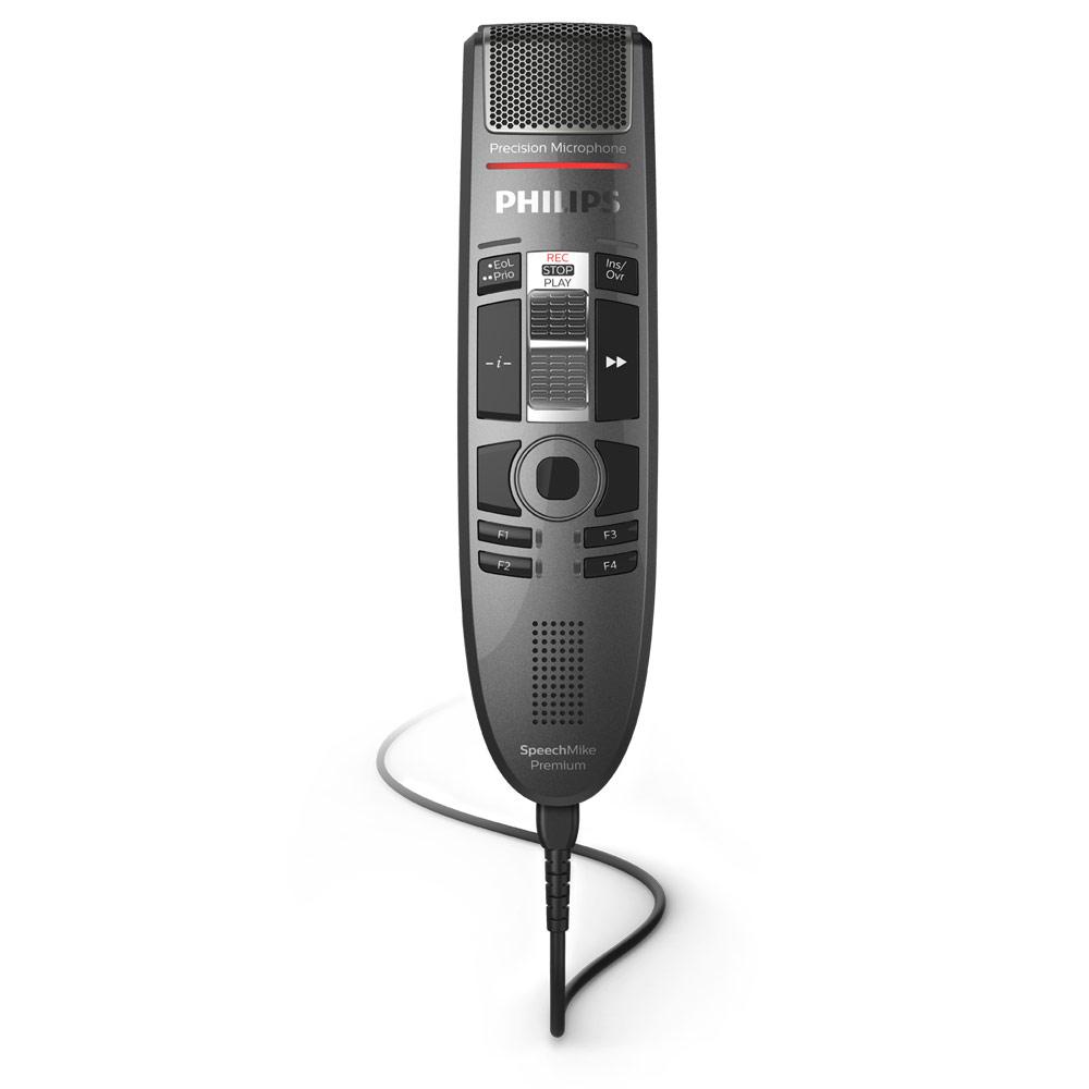 Philips SpeechMike Premium SMP3710