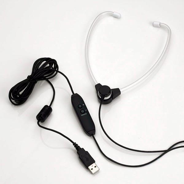 Kopfhörer mit USB Anschluß SH50-USB