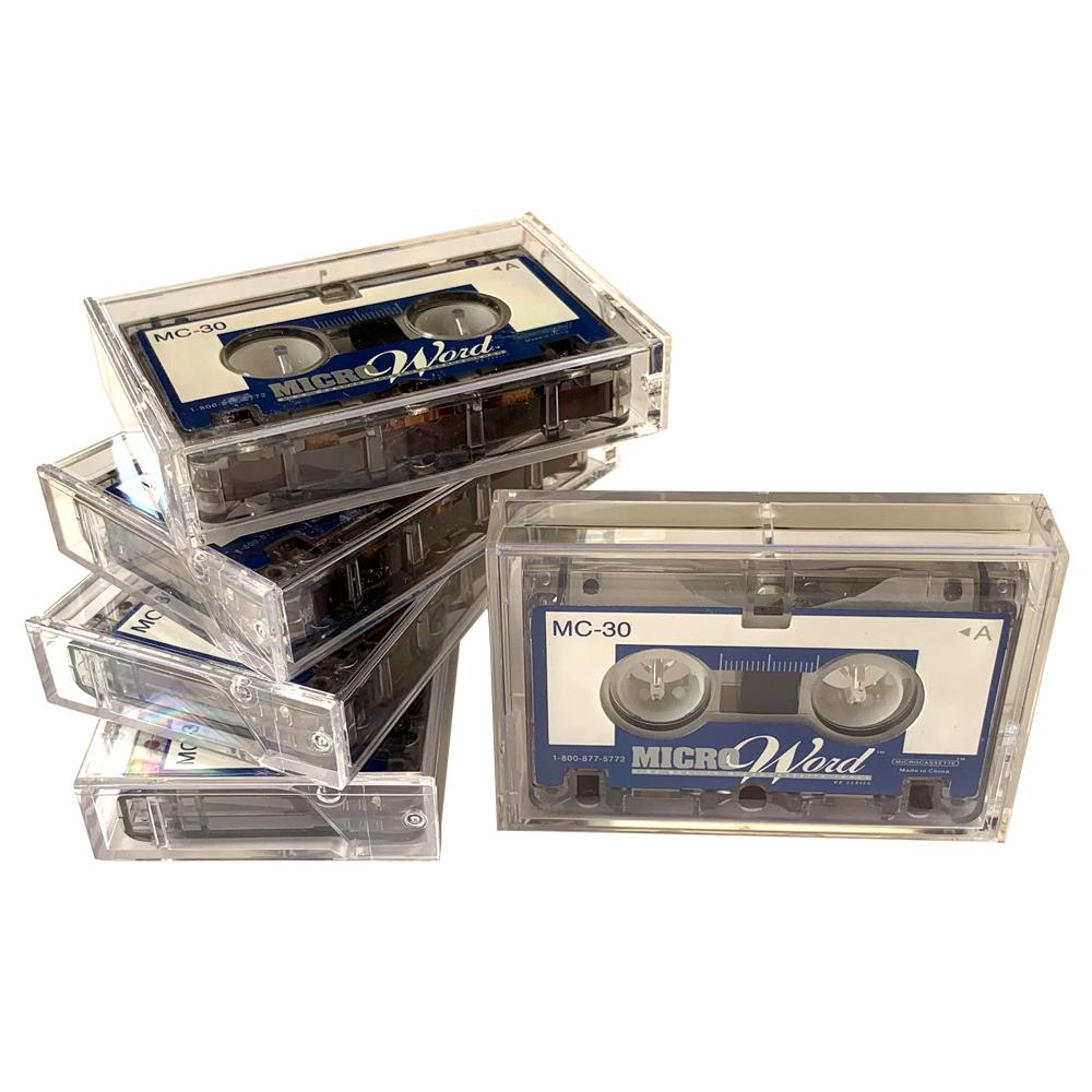 Mikrokassette MC30 5er Pack